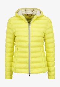 No.1 Como - STEPPJACKE BERGEN - Winter jacket - lime - 4