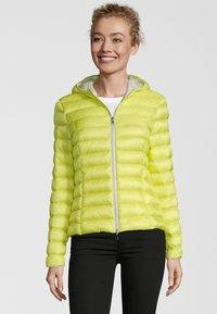 No.1 Como - STEPPJACKE BERGEN - Winter jacket - lime - 0