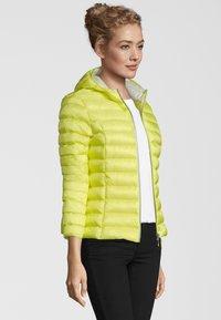 No.1 Como - STEPPJACKE BERGEN - Winter jacket - lime - 2