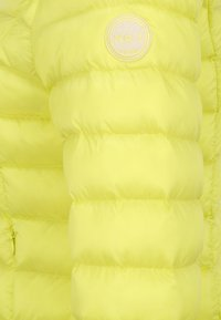 No.1 Como - STEPPJACKE BERGEN - Winter jacket - lime - 3