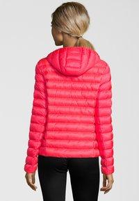 No.1 Como - STEPPJACKE BERGEN - Winter jacket - korallenrot - 1
