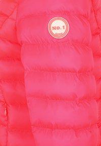 No.1 Como - STEPPJACKE BERGEN - Winter jacket - korallenrot - 3