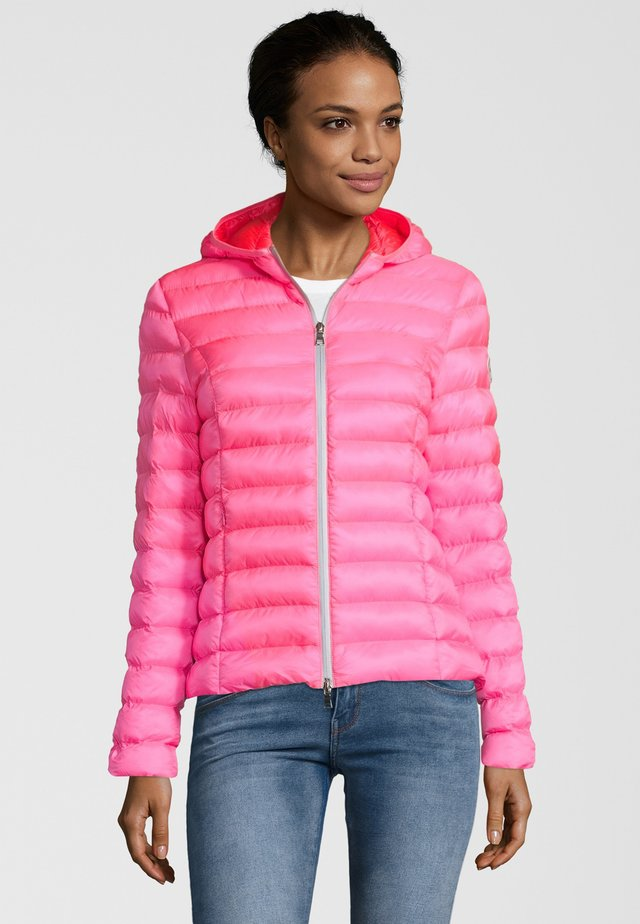 STEPPJACKE BERGEN - Giacca invernale - pink
