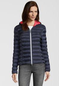 No.1 Como - STEPPJACKE BERGEN - Winter jacket - navy - 0