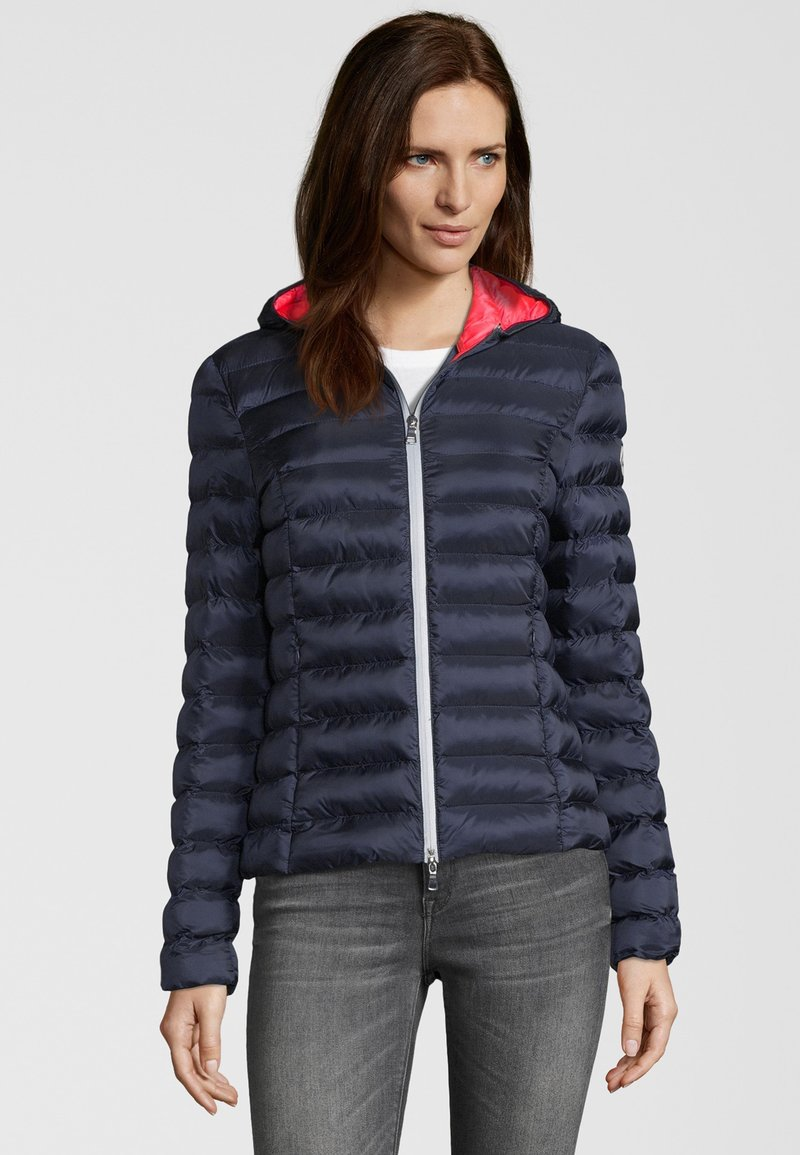 No.1 Como - STEPPJACKE BERGEN - Winter jacket - navy