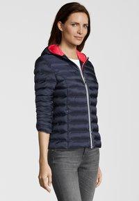 No.1 Como - STEPPJACKE BERGEN - Winter jacket - navy - 2