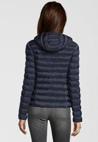 No.1 Como - STEPPJACKE BERGEN - Winter jacket - navy - 1