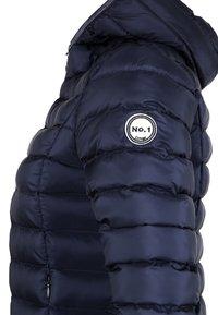 No.1 Como - STEPPJACKE BERGEN - Winter jacket - navy - 3