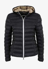 No.1 Como - STEPPJACKE BERGEN - Winter jacket - black - 3