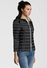No.1 Como - STEPPJACKE BERGEN - Winter jacket - black - 2