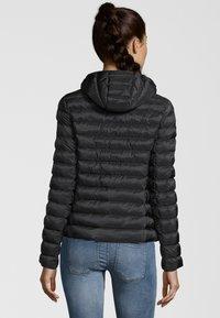 No.1 Como - STEPPJACKE BERGEN - Winter jacket - black - 1