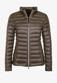 No.1 Como - Down jacket - taupe - 2