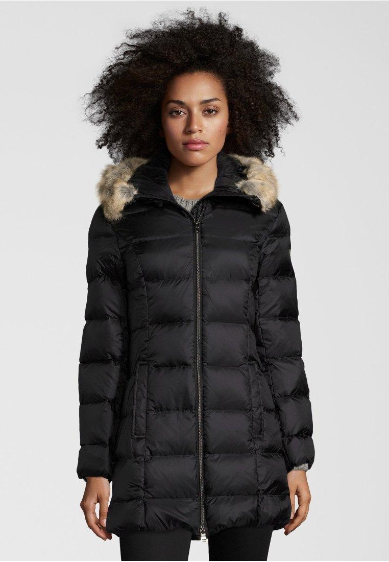 No.1 Como - FERRARA - Down coat - black