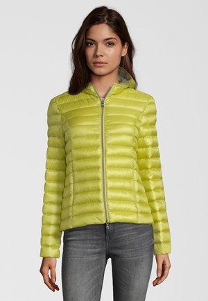 FORTE - Down jacket - lemon