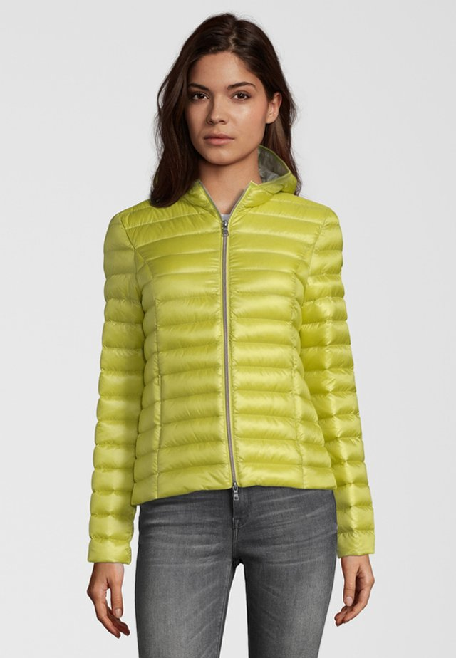 FORTE - Down jacket - lemon