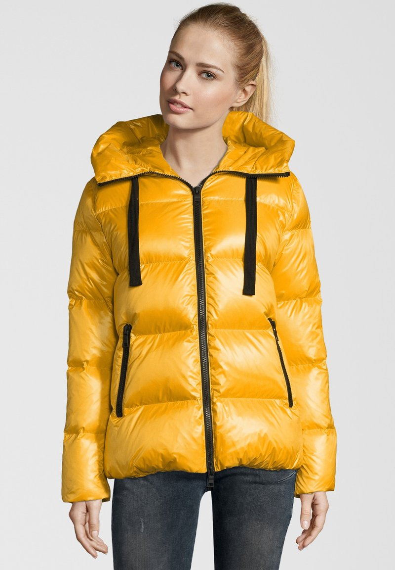 No.1 Como - LINDA - Down jacket - sun