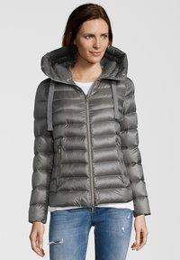 No.1 Como - LARA - Down jacket - grey - 0