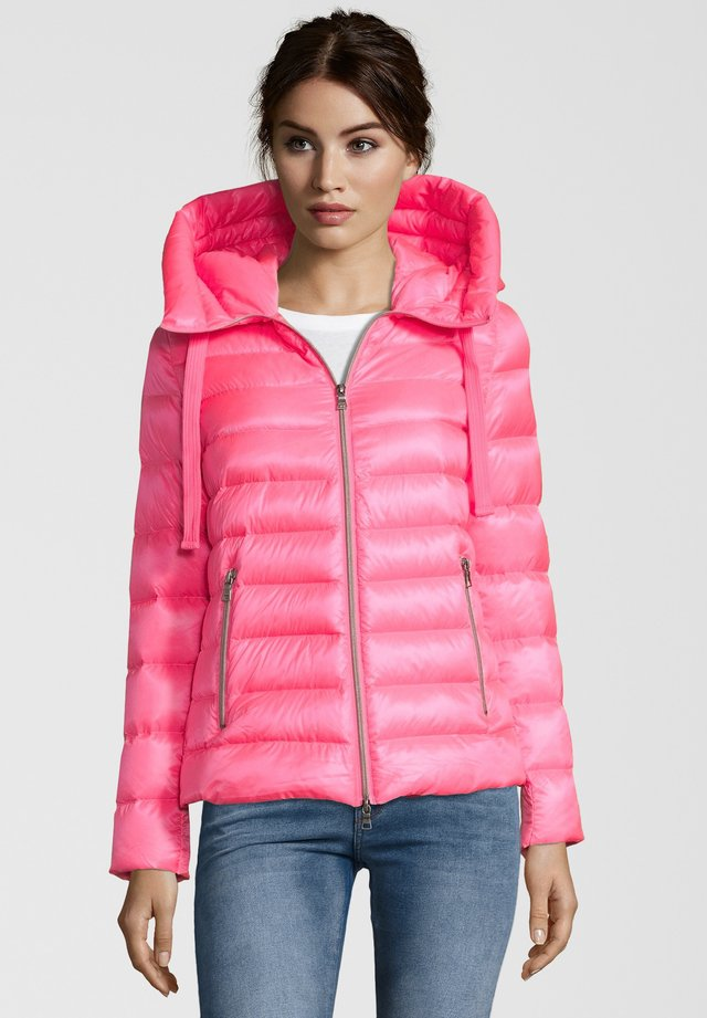 LARA - Down jacket - pink