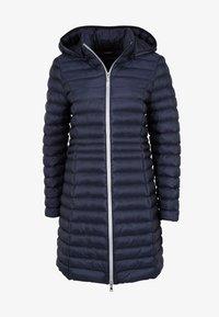 No.1 Como - STEPPMANTEL OSLO - Winter coat - navy - 3