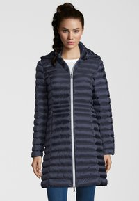 No.1 Como - STEPPMANTEL OSLO - Winter coat - navy - 0