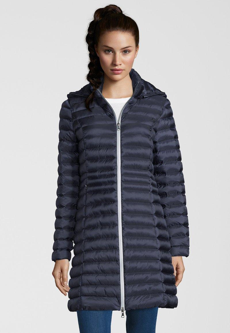 No.1 Como - STEPPMANTEL OSLO - Winter coat - navy