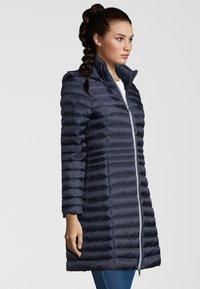 No.1 Como - STEPPMANTEL OSLO - Winter coat - navy - 2