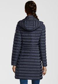 No.1 Como - STEPPMANTEL OSLO - Winter coat - navy - 1
