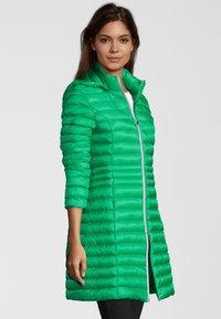 No.1 Como - STEPPMANTEL OSLO - Winter coat - grün - 2