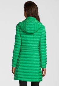 No.1 Como - STEPPMANTEL OSLO - Winter coat - grün - 1