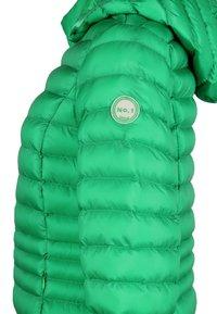 No.1 Como - STEPPMANTEL OSLO - Winter coat - grün - 3