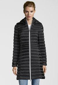 No.1 Como - STEPPMANTEL OSLO - Winter coat - black - 0