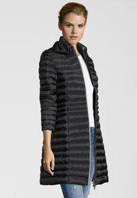 No.1 Como - STEPPMANTEL OSLO - Winter coat - black - 2