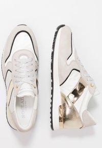 Noclaim - CAROL - Sneakers - beige/platino - 3