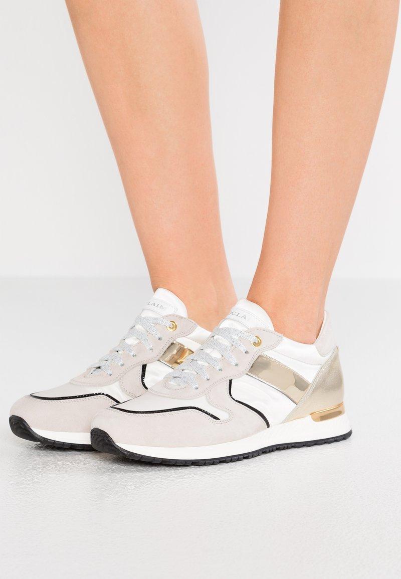 Noclaim - CAROL - Trainers - beige/platino