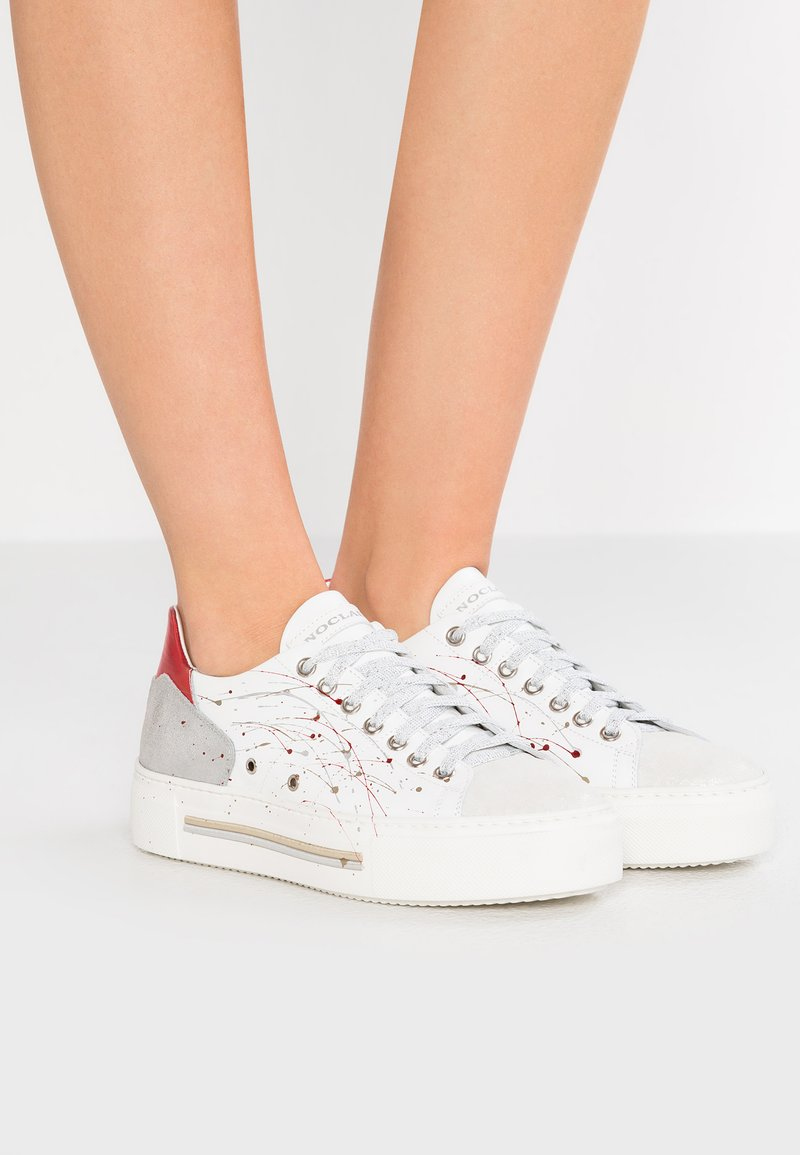Noclaim - WELL - Sneakers - rosso