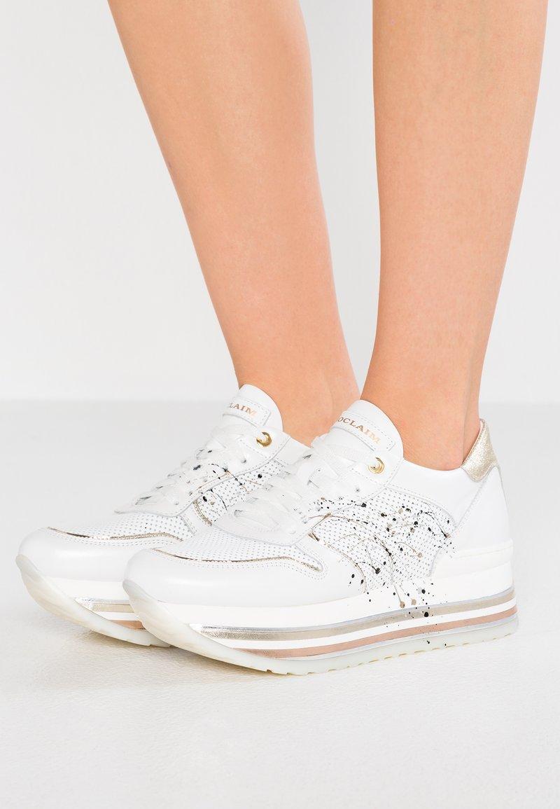 Noclaim - LIA - Sneakers - platino