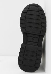 Noclaim - MOON - Lace-up ankle boots - nero - 6