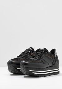 Noclaim - ISA - Sneakers laag - nero/platino - 4