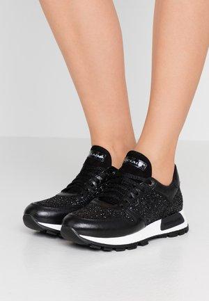 LUDO  - Sneakers laag - nero