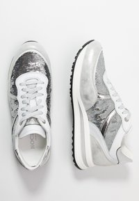 Noclaim - NANCY  - Trainers - silver - 3