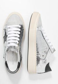 Noclaim - ANDREA  - Trainers - silver - 3