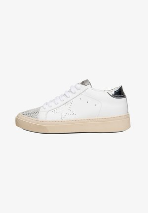 ANDREA - Trainers - white/silver