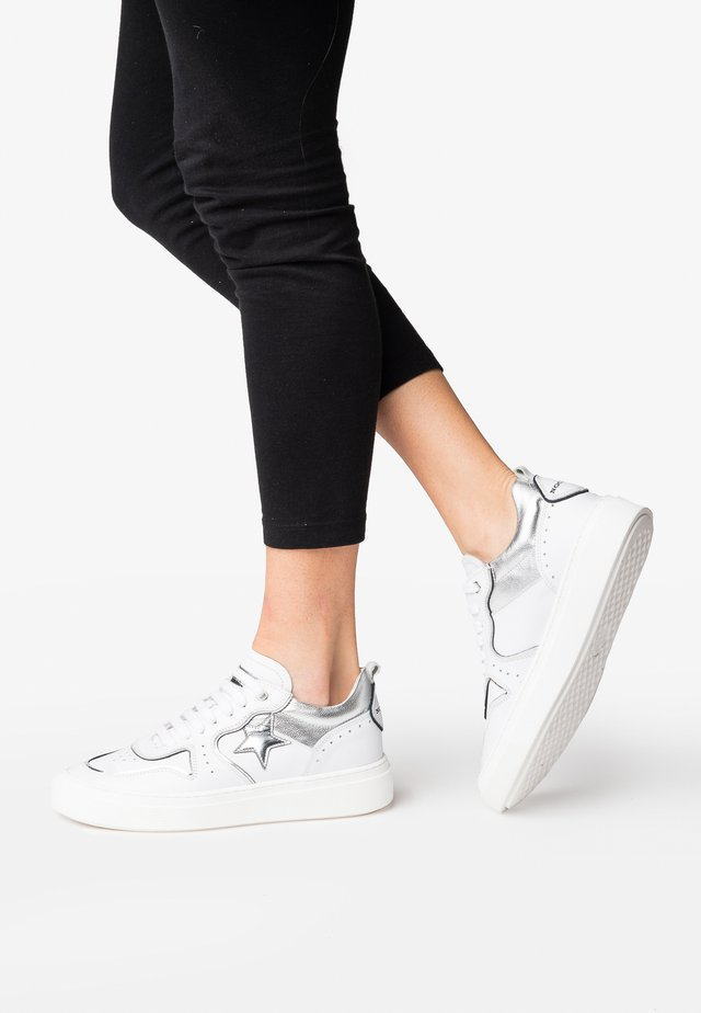 ALEX  - Sneakers laag - white