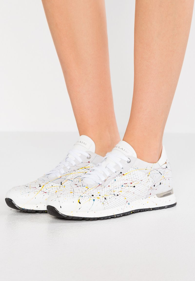 Noclaim - GLORY77P - Sneakers - silver