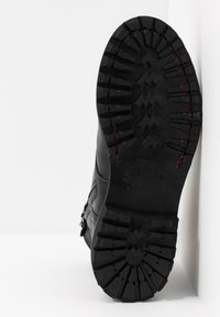 Noclaim - Lace-up ankle boots - nero - 6