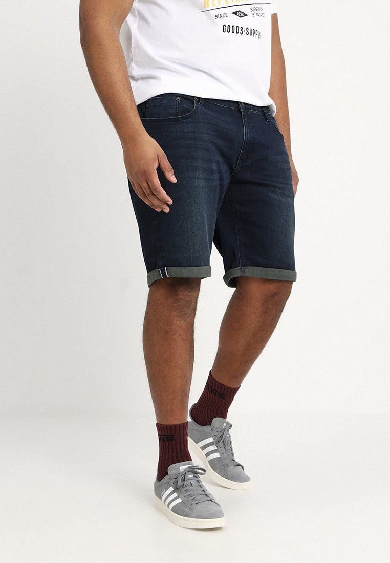North 56°4 - Jeansshort - blau