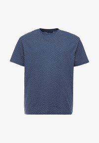 North 56°4 - T-shirt z nadrukiem - dunkelblau - 3