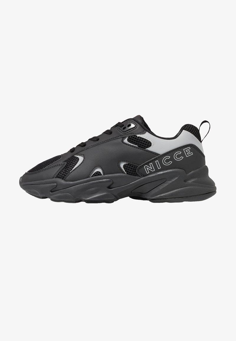 Nicce - RUNNER - Sneakers - black