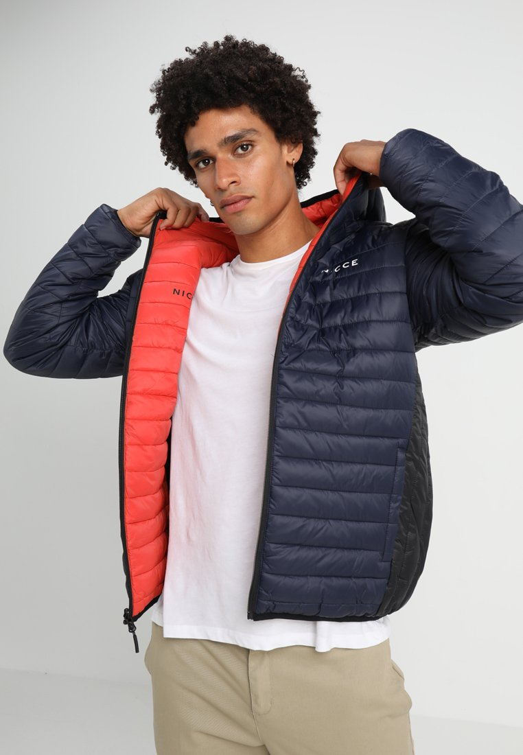 Nicce - Giacca invernale - deep navy