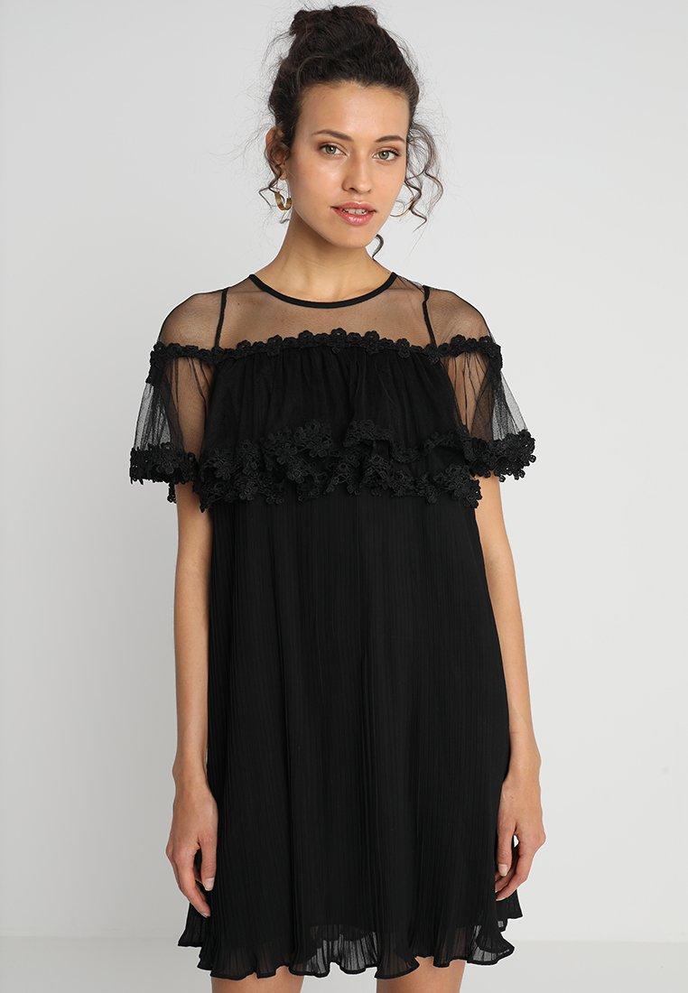 Navy London - ELENA - Sukienka koktajlowa - black